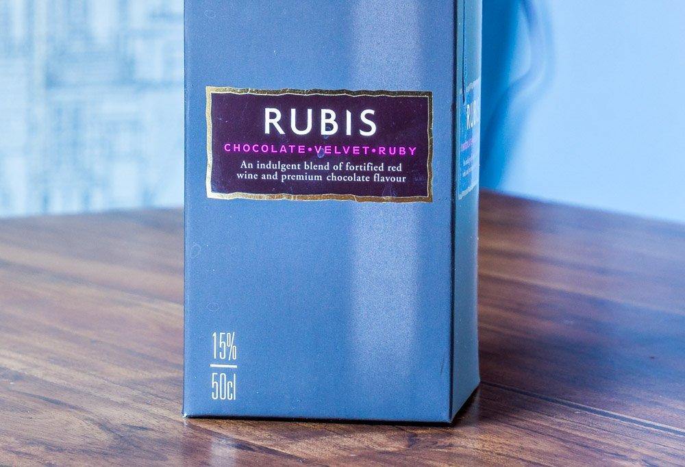 PB020216 Rubis - The Chocolate Wine