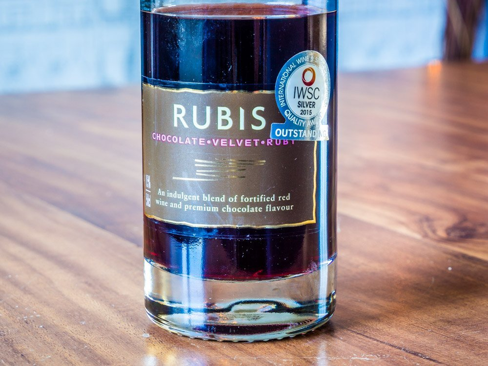 PB020221 Rubis - The Chocolate Wine