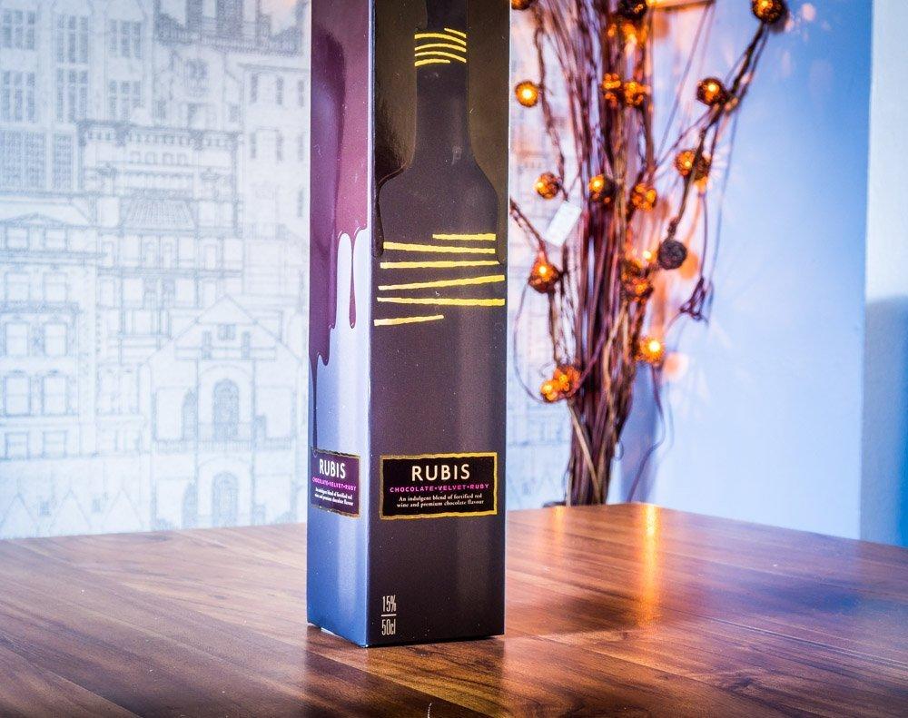 Rubis - The Chocolate Wine 1