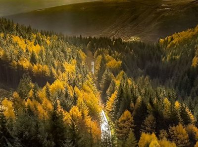 Birchin Clough – An Autumnal Walk in the High Peak