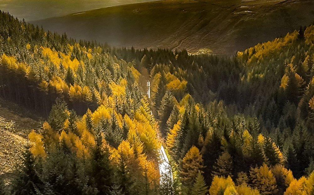 Birchin Clough – An Autumnal Walk in the High Peak 1