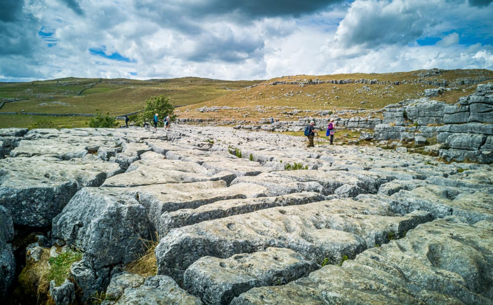 Malham Cove and Tarn Circular Walk