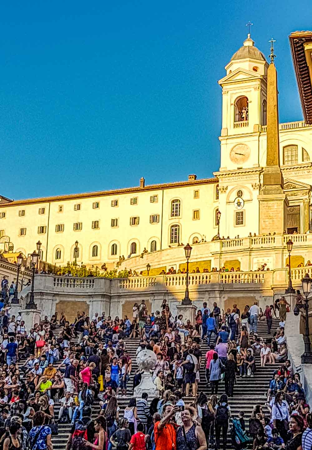 20180929_180337 The Spanish Steps, Rome (Scalinata di Trinità dei Monti)