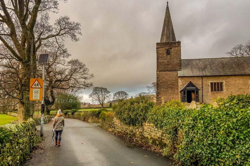 church in Leck