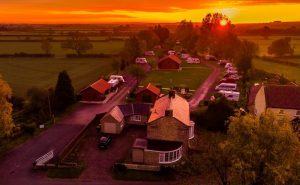 Motorhome Stay At Slingsby Campsite