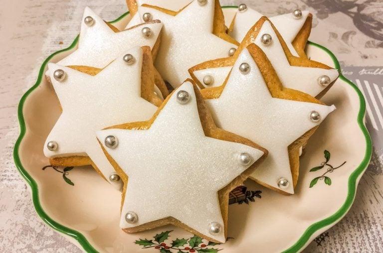 Vanilla Star Biscuits Recipe