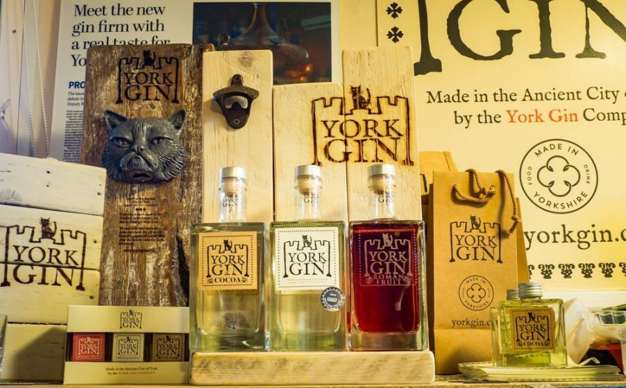 Discovering York Gin