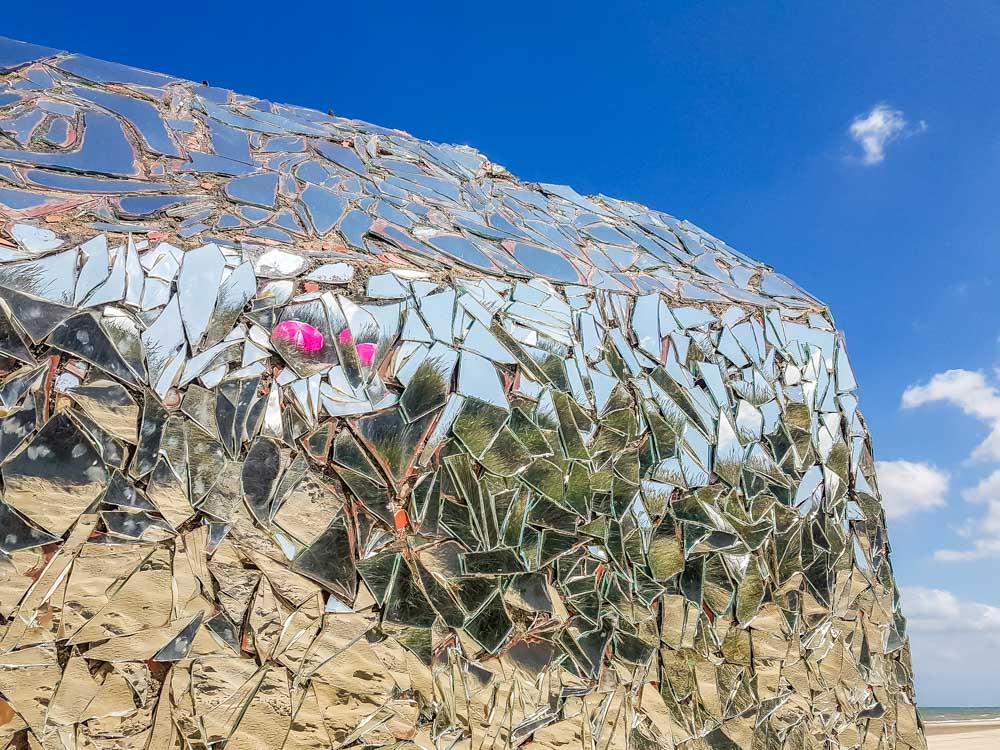 Blockhouses and Graffiti Art of Leffrinckoucke Beach 5