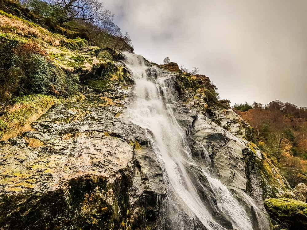 20190101_125000 Powerscourt Waterfall, Ireland's Highest Waterfall