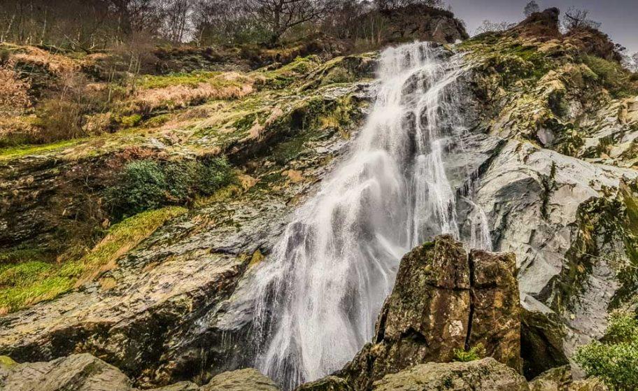 Powerscourt Waterfall, Ireland's Highest Waterfall