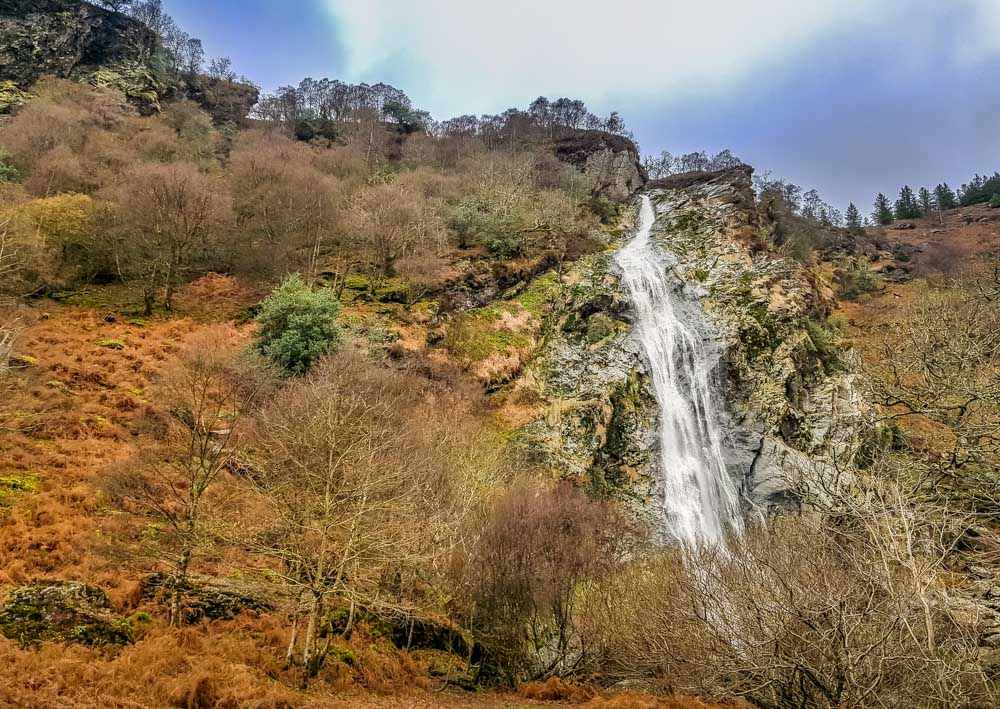 20190101_132147 Powerscourt Waterfall, Ireland's Highest Waterfall