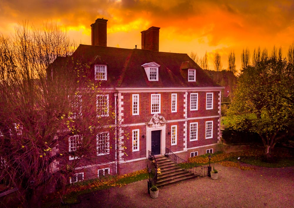 Stay At The Salutation, Sandwich, Kent