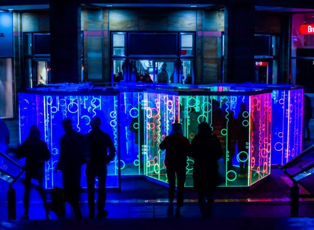 DSC_0004 Winter Lights Festival London - Photographer's Delight