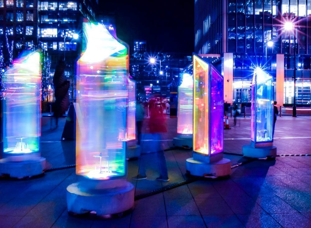 DSC_0418 Winter Lights Festival London - Photographer's Delight