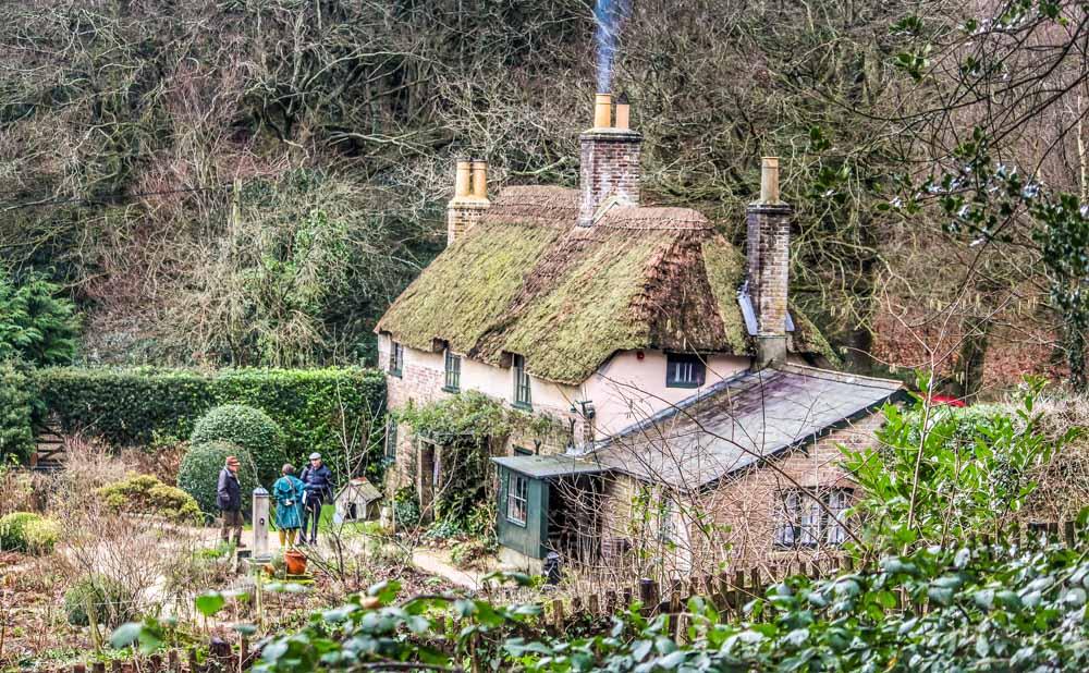 Thomas Hardy's birthplace cottage