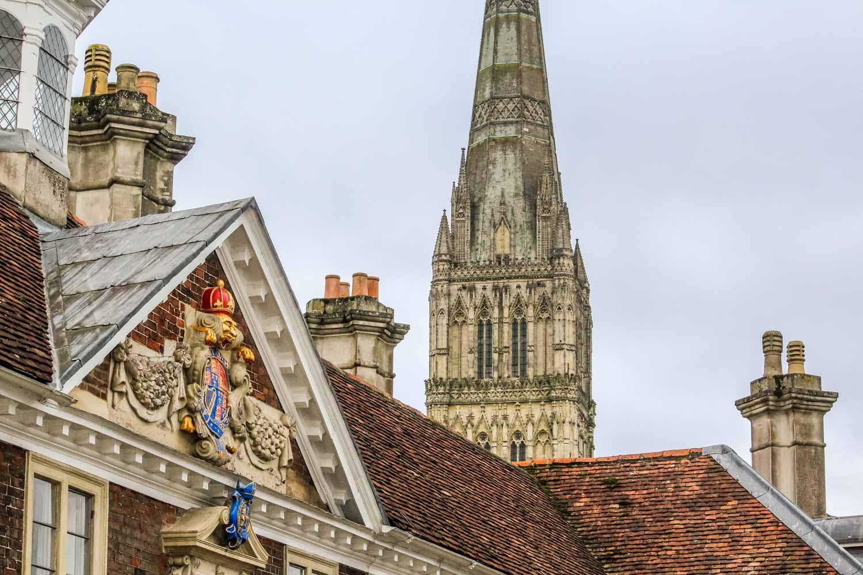 Salisbury - Broken Bridges and Harnham Circular Walk 1