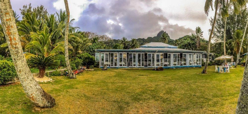 Raro-Tamarind-House Rarotonga, Cook Islands - Pacific Paradise