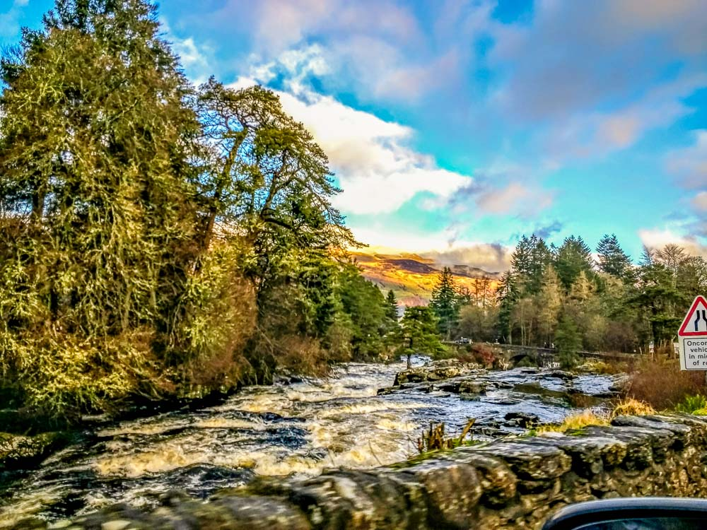 falls-of-drochart-killin-2 A Scotland Escape To Crianlarich and Beyond