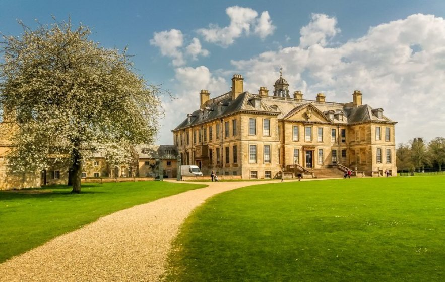 Belton House, Lincolnshire - Family Days Out