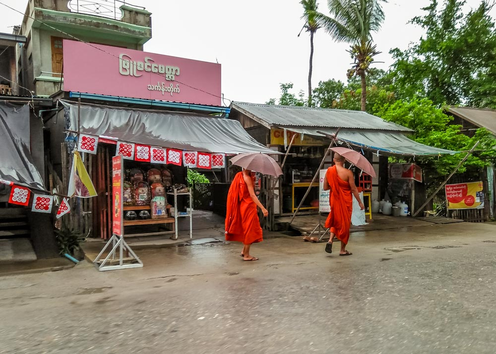 A Short Trip To Myanmar - Mandalay