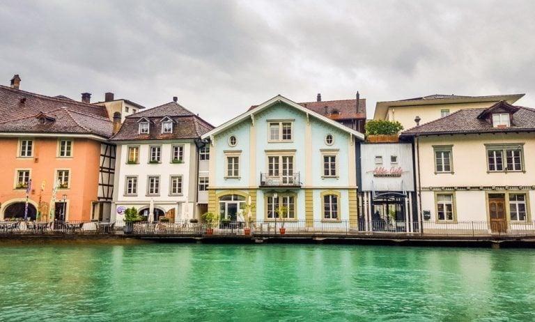 Memories Of A Swiss Minibreak To Thun