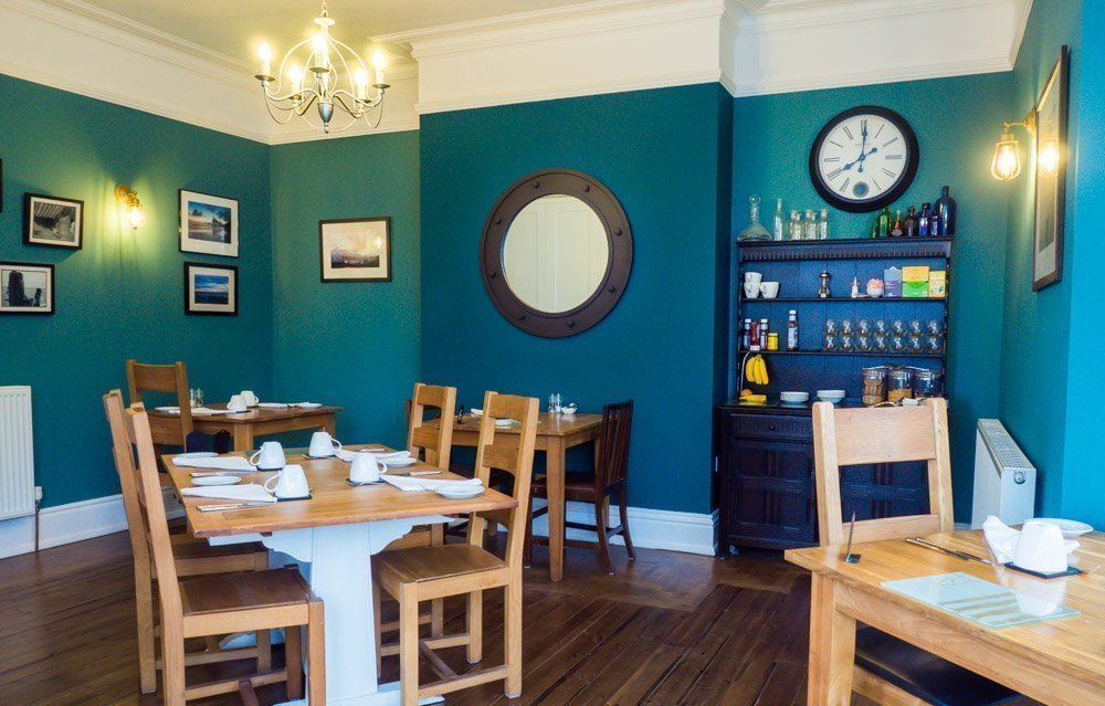 The Corra Lynn, Whitby - Bed and Breakfast