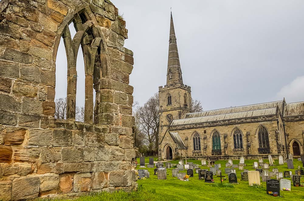 Historic Ticknall Village, A Country Ramble – South Derbyshire 1
