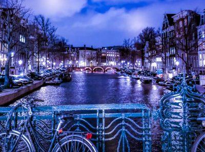 A Long Weekend Away In Amsterdam