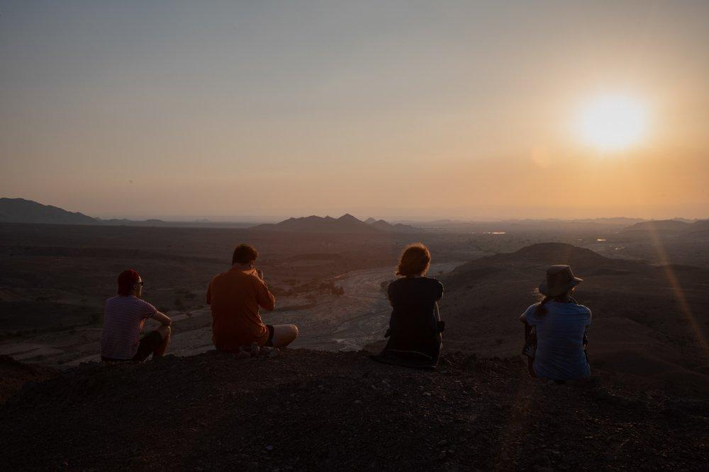 Dana-Trek-4 The Jordan Trail – Dana to Petra