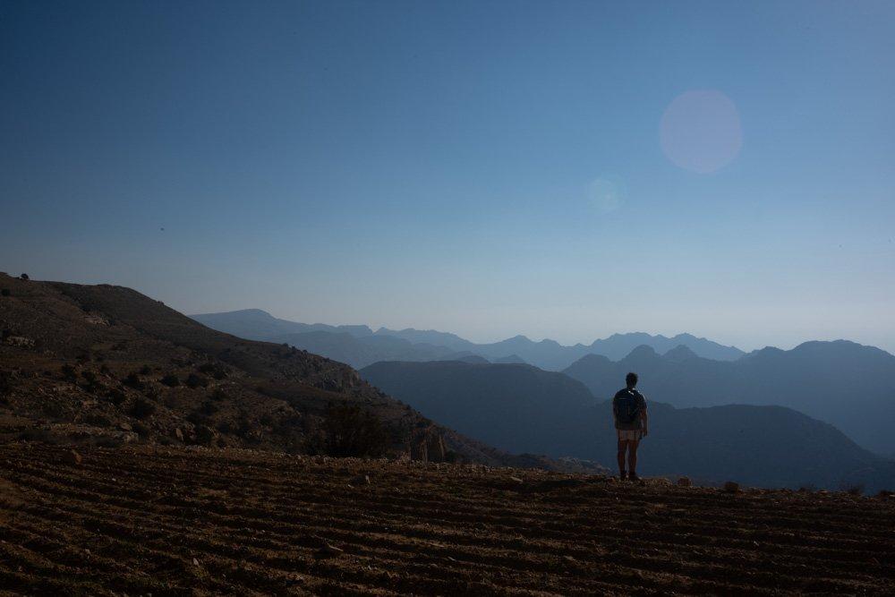 Dana-Trek-5 The Jordan Trail – Dana to Petra