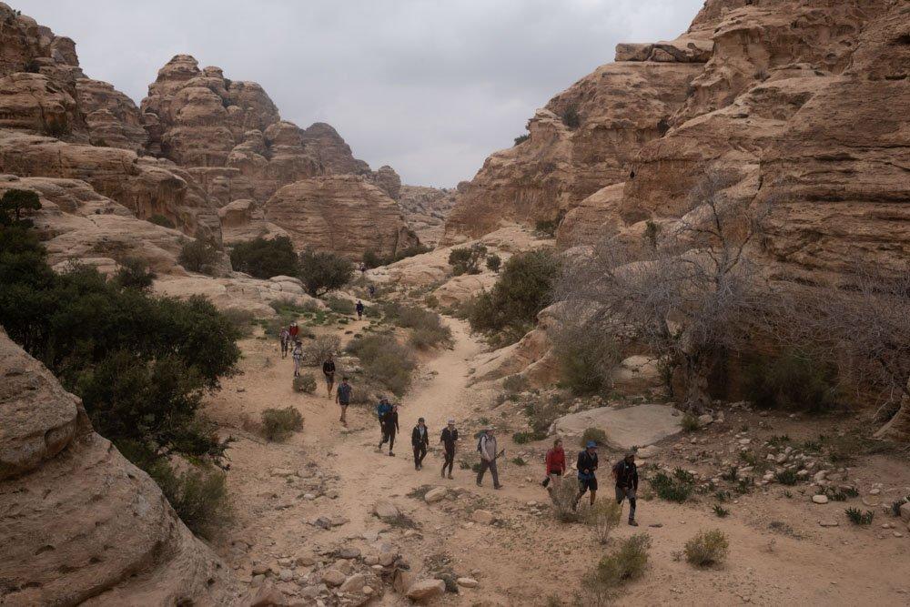 The Jordan Trail – Dana to Petra 1