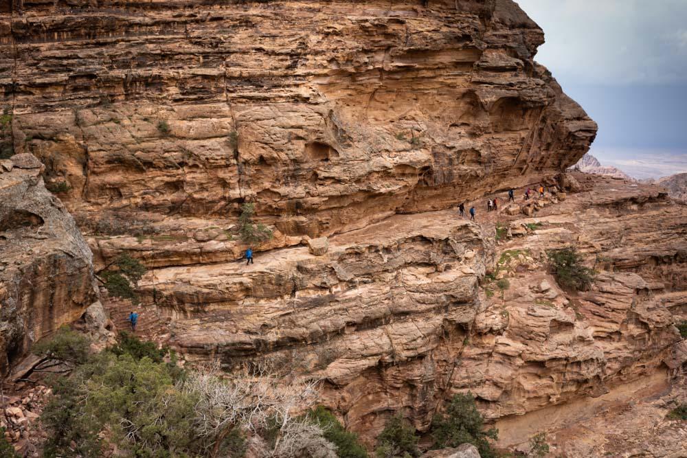 Dana-Trek-8 The Jordan Trail – Dana to Petra