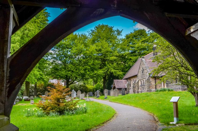 Edale Village Church