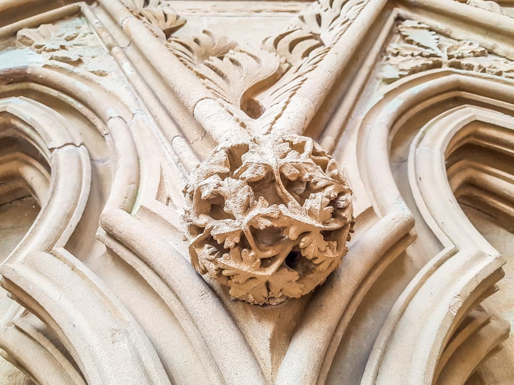 13th-Century-Leaves Southwell Minster, An Inspiring Look Around