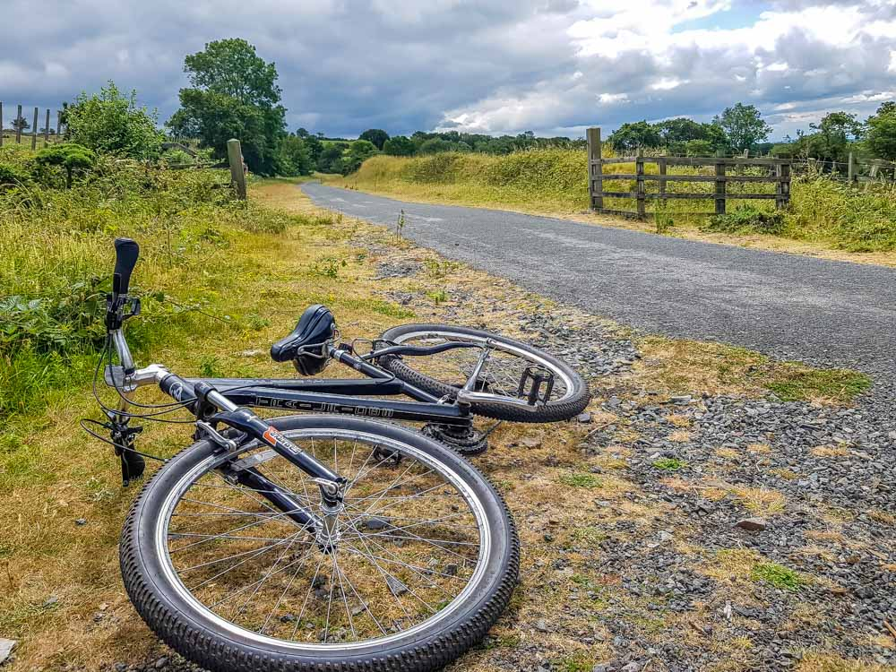 20190711_141658 Cycling Off Road On The Granite Way, Devon