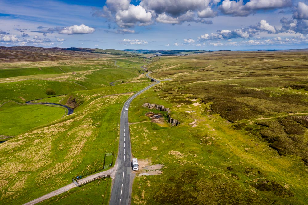 DJI_0074 A Swift Adventure In The Durham Dales