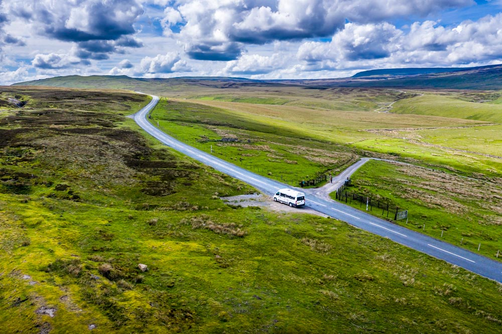 DJI_0082 A Swift Adventure In The Durham Dales