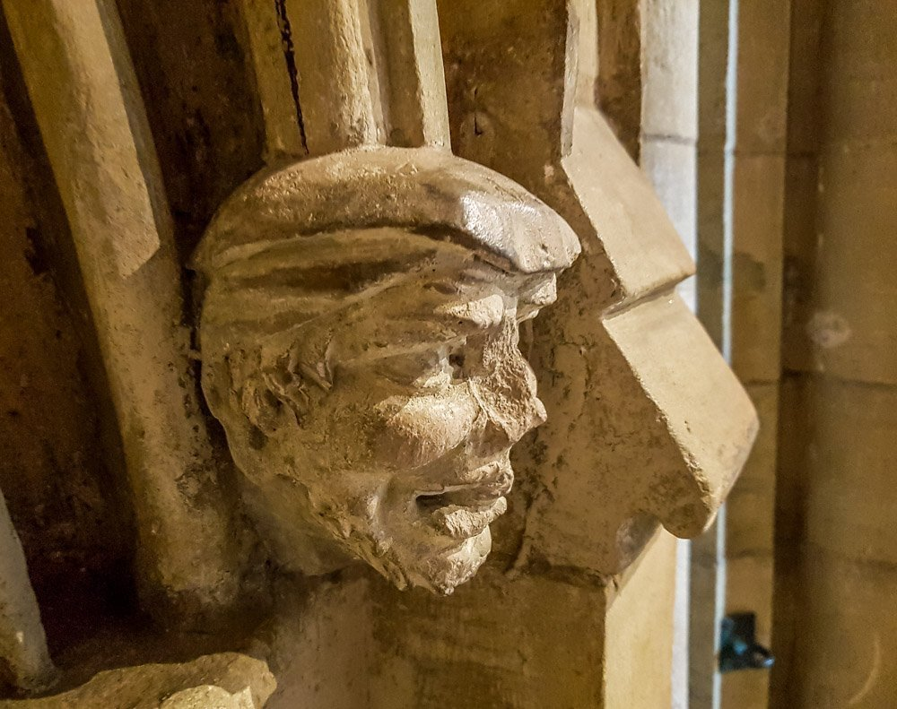 Donald-Trump Southwell Minster, An Inspiring Look Around