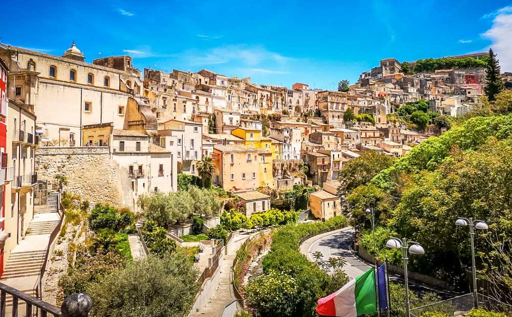 The Beautiful Baroque City of Ragusa Ibla, Sicily 1