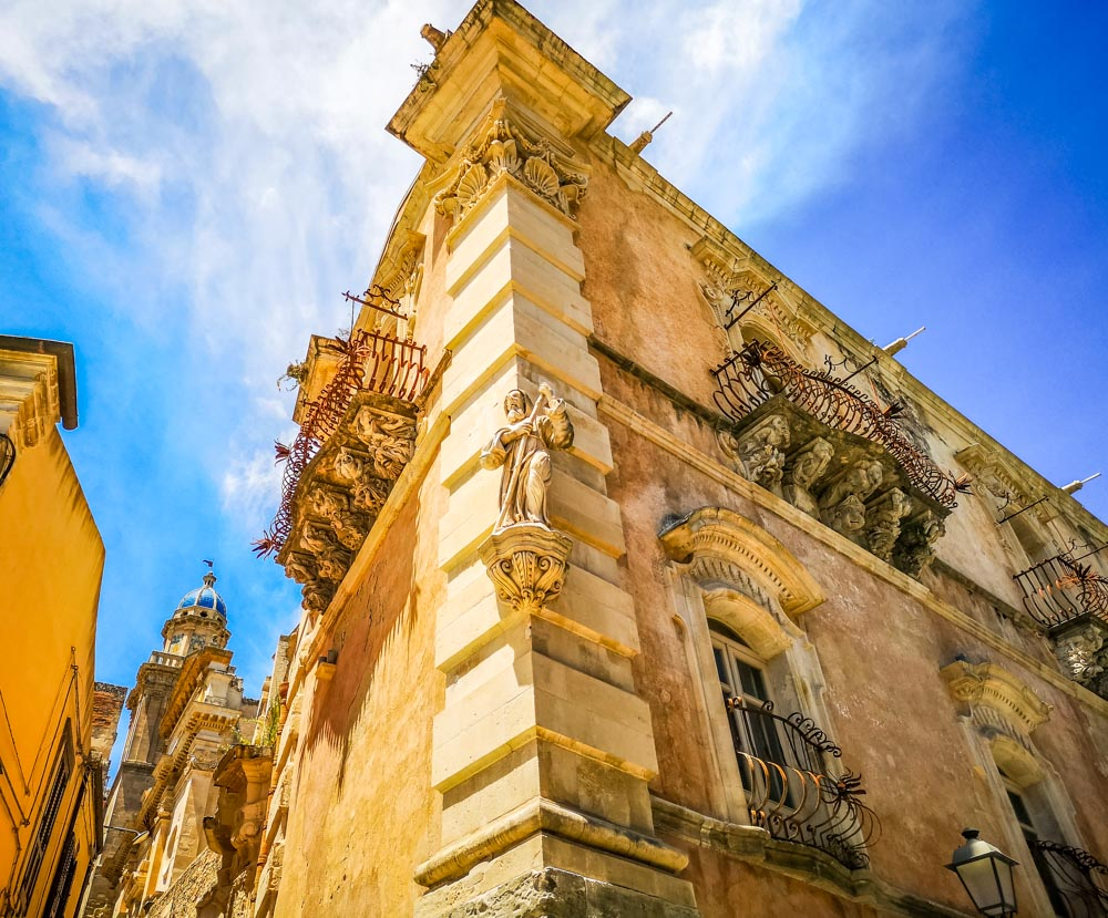 The Beautiful Baroque City of Ragusa Ibla, Sicily