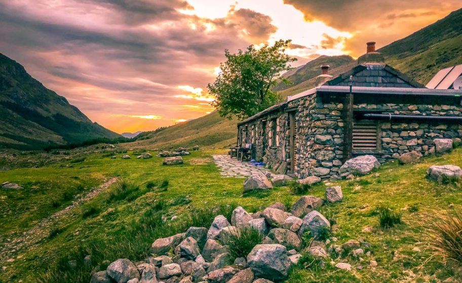 A Night At The Black Sail Hut, Ennerdale