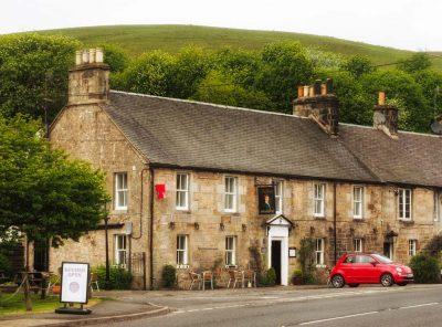 The Allan Ramsay Hotel - Scotland's Literary Pub