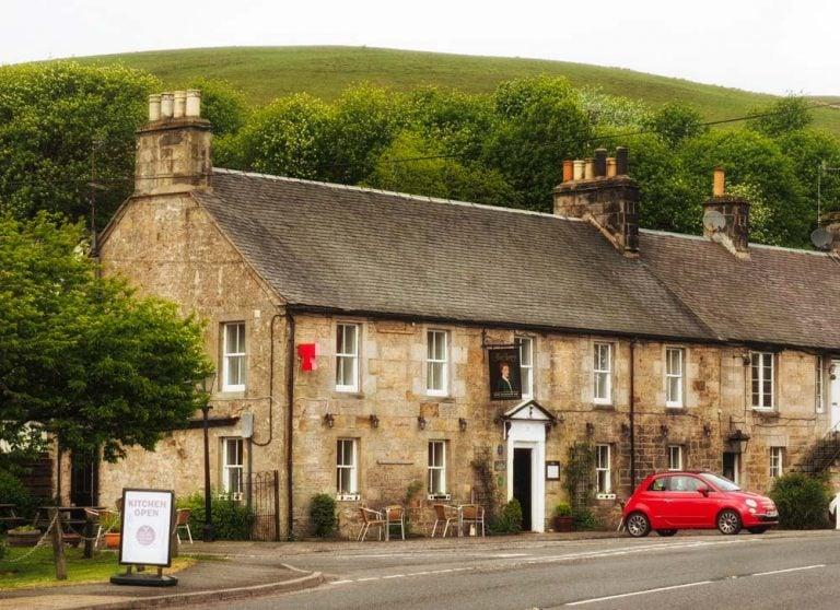The Allan Ramsay Hotel – Scotland's Literary Pub