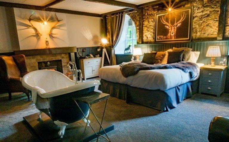 The Auldgirth Inn, Dumfries – A Beautiful Stay