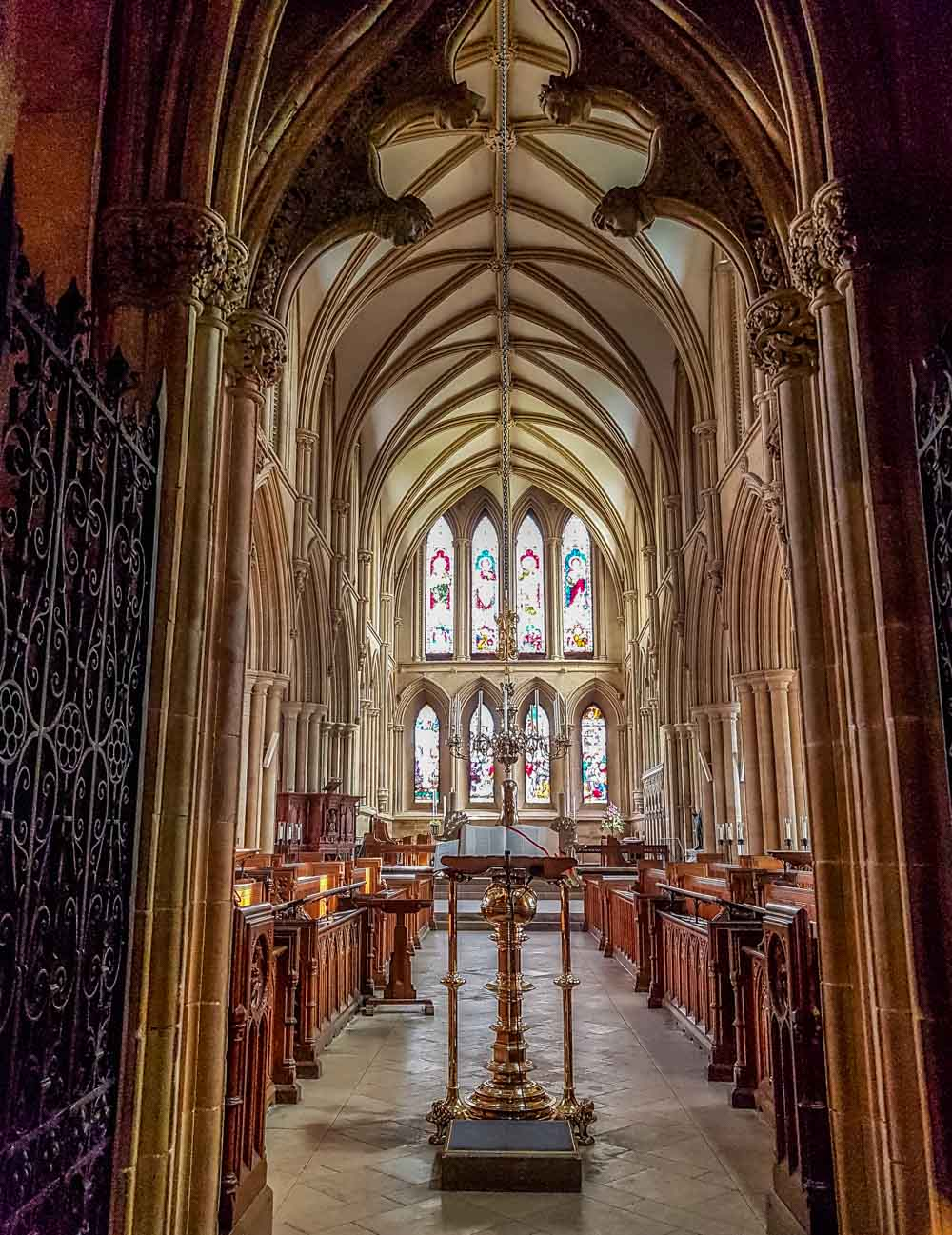 Southwell-Minster-glorious-interior_ Southwell Minster, An Inspiring Look Around