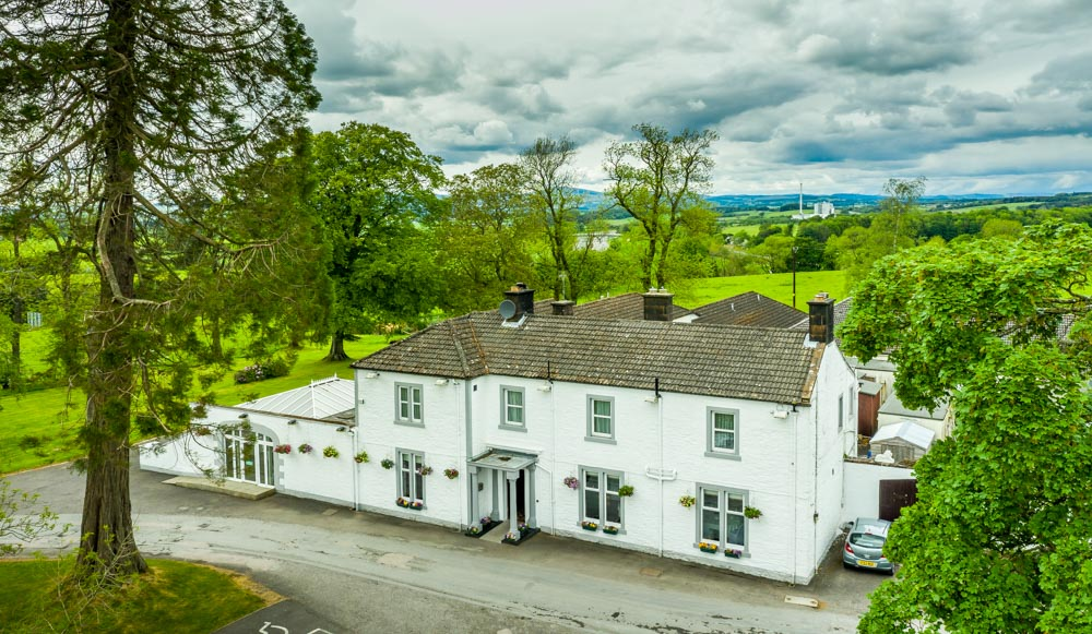 A Night At The Dryfesdale Country House Hotel, Lockerbie