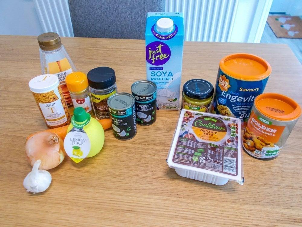 DSCN0695 Healthy Vegan Tofu Katsu Curry Recipe