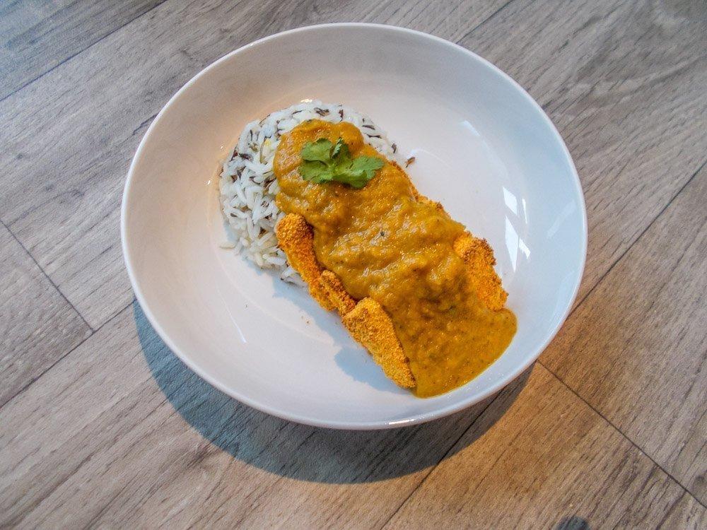 DSCN0708 Healthy Vegan Tofu Katsu Curry Recipe