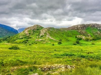 The Snowdonia Slate Trail, Betws-Y-Coed to Gwern Gof Isaf
