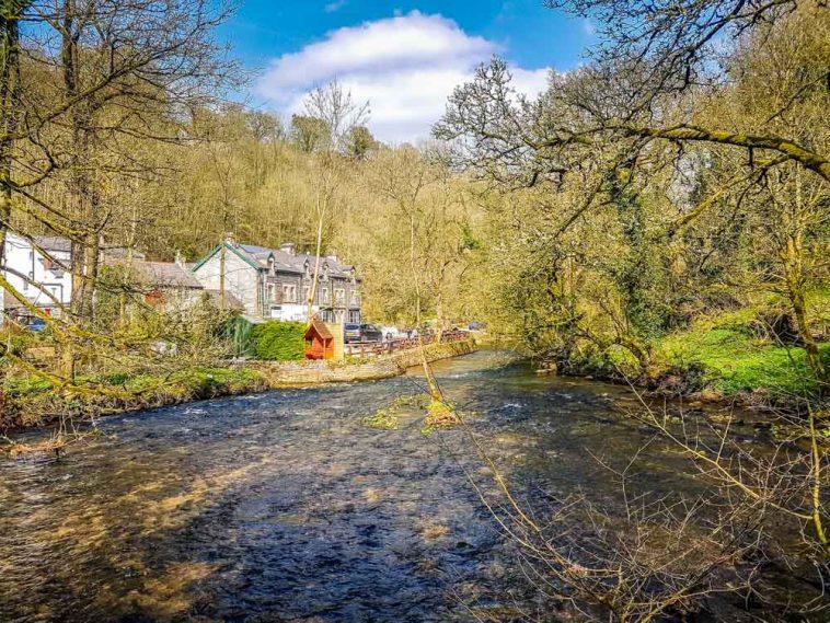 Millers Dale Tn The River Wye – Relaxed Monsal Trail Walk